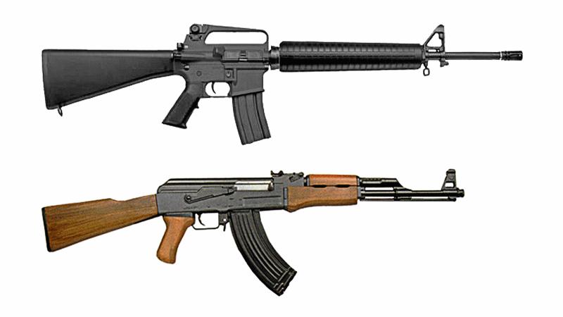 Ak47 HD PNG - 96699
