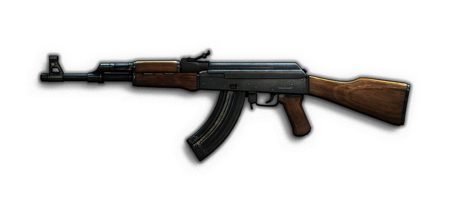 Image - AK-47 Render BFP4F.png | Battlefield Wiki | FANDOM powered by Wikia - Ak47 HD PNG