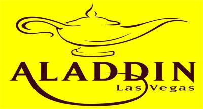 Logo Of Aladdin Hotel And Casino In Las Vegas - Aladdin Las Vegas Logo PNG