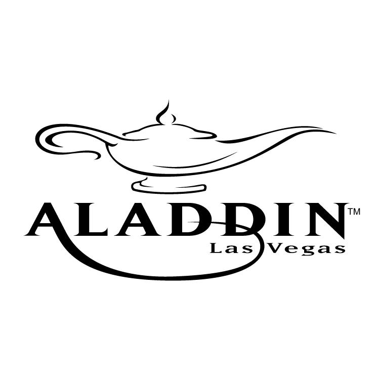 Aladdin Las Vegas Vector PNG