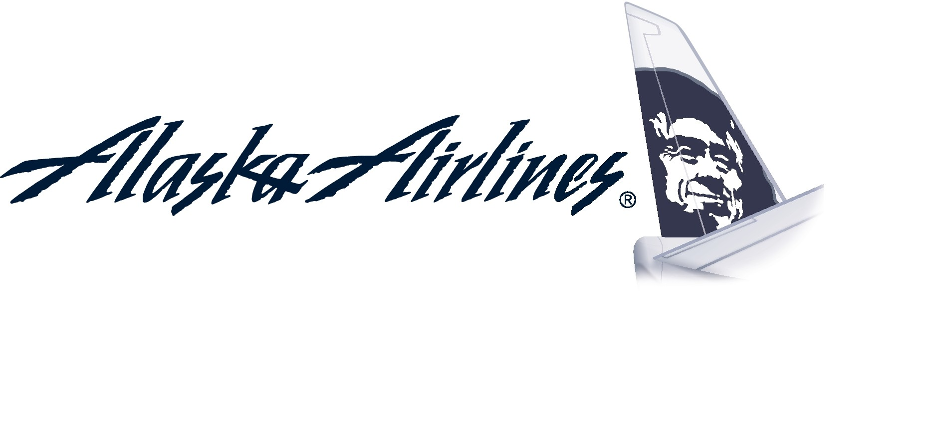Alaska Airlines PNG-PlusPNG.com-1900 - Alaska Airlines PNG