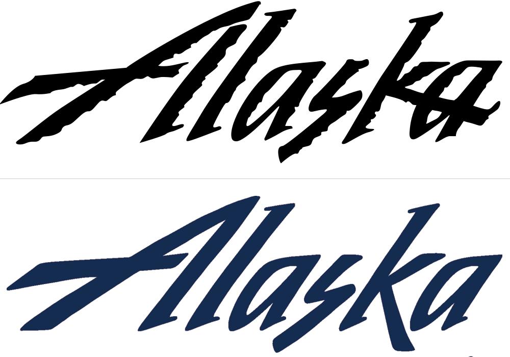 New Logo for Alaska Airlines - Alaska Airlines PNG