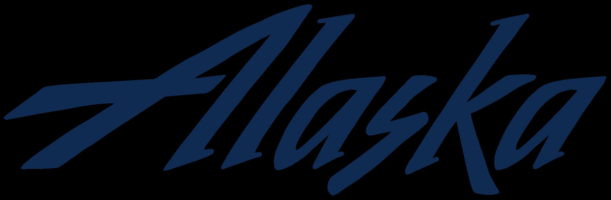 Alaska Airlines Vector PNG