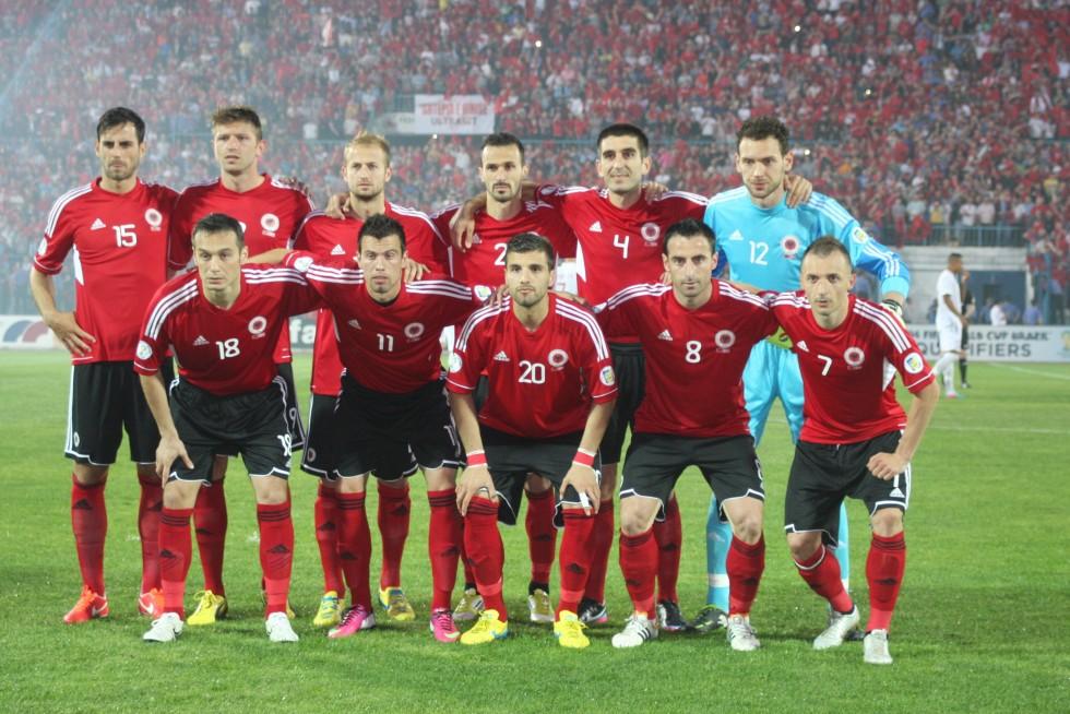 Albania National Football Team PNG Transparent Albania ...