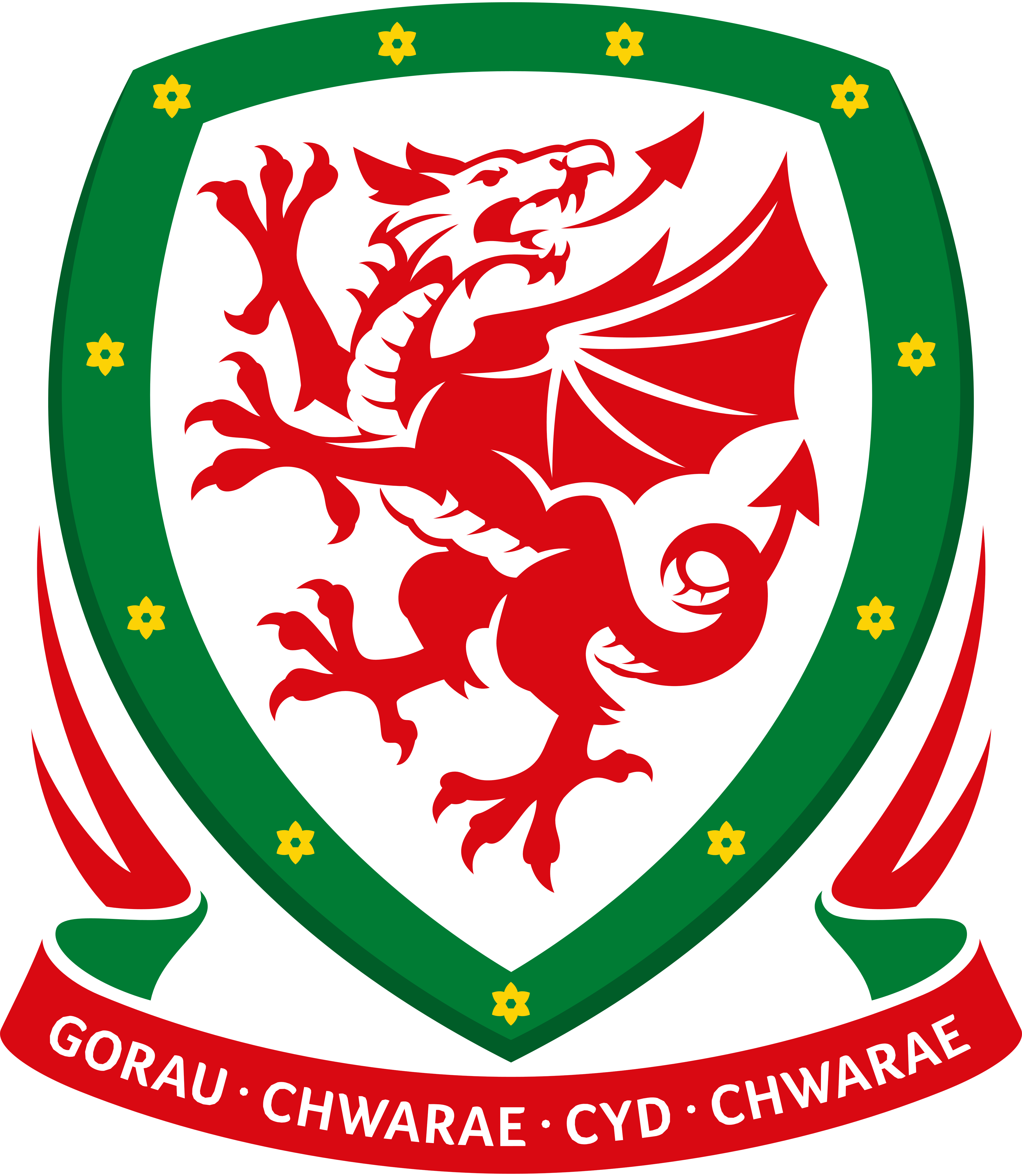Welsh national football team - Albania National Football Team PNG