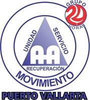 24 Horas Alcohólicos Anonimos Puerto Vallarta Logo Vector - Alcoholicos Anonimos Logo PNG