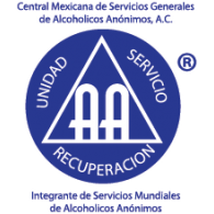 Alcohólicos Anónimos; Logo of Alcoholicos Anonimos Central Mexicana - Alcoholicos Anonimos Logo PNG