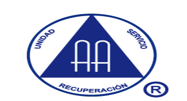 En las reuniones de orador, los miembros de A.A. cuentan sus historiales.  Describen sus experiencias con el alcohol, cómo llegaron a A.A., PlusPng.com  - Alcoholicos Anonimos Logo PNG