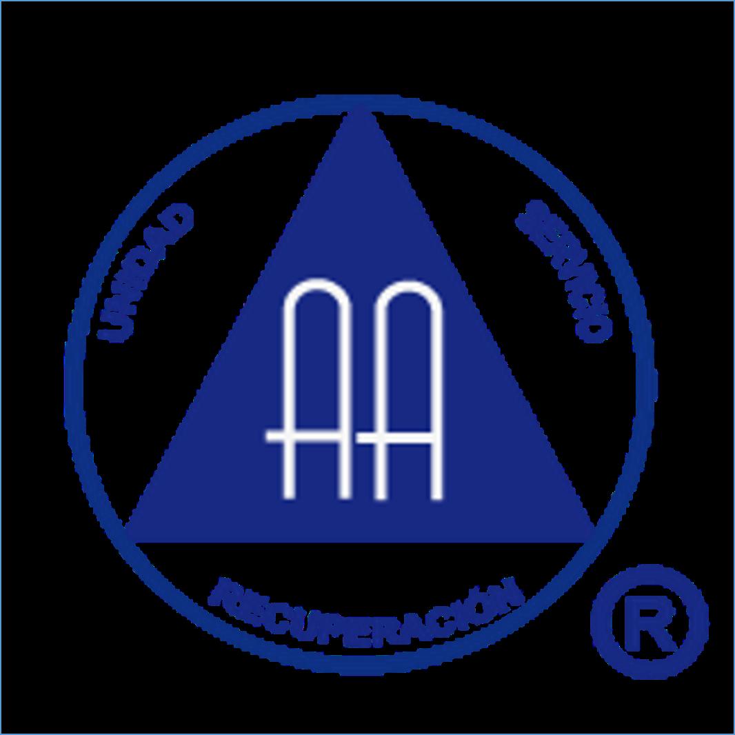 alcoholicos anonimos logo png transparent alcoholicos