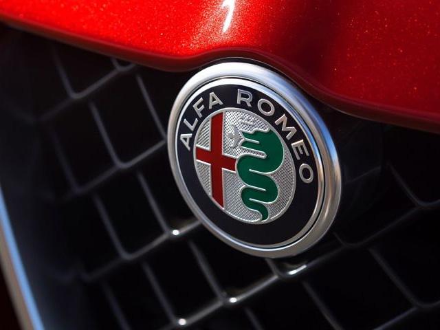 Alfa Romeo Logo 640x480 - Alfa Romeo HD PNG