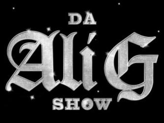 Da Ali G Show logo.png - Ali Logo PNG
