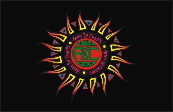 Amazon pluspng.com: Alice in Chains Sun Logo Menu0027s T-Shirt: Clothing PlusPng.com  - Alice In Chains Vector PNG