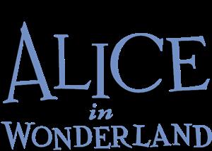 Disneyu0027s Alice in Wonderland Logo Vector - Alice In Chains Vector PNG