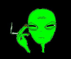 Alien PNG - 3177