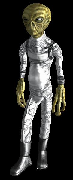 Alien PNG - 3174