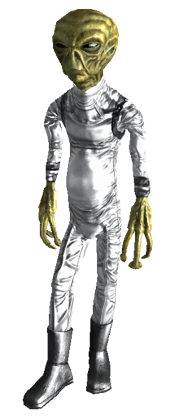 Alien.png - Alien PNG