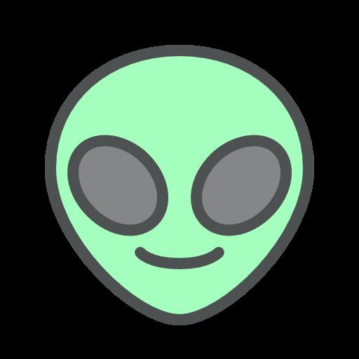 Alien PNG - 3172