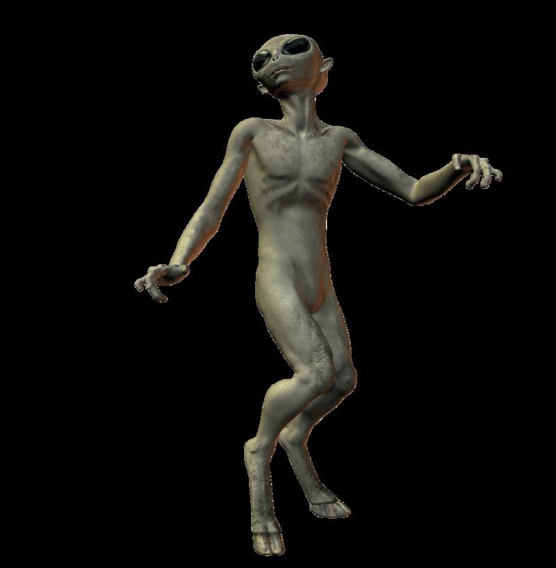 Alien PNG - 3168