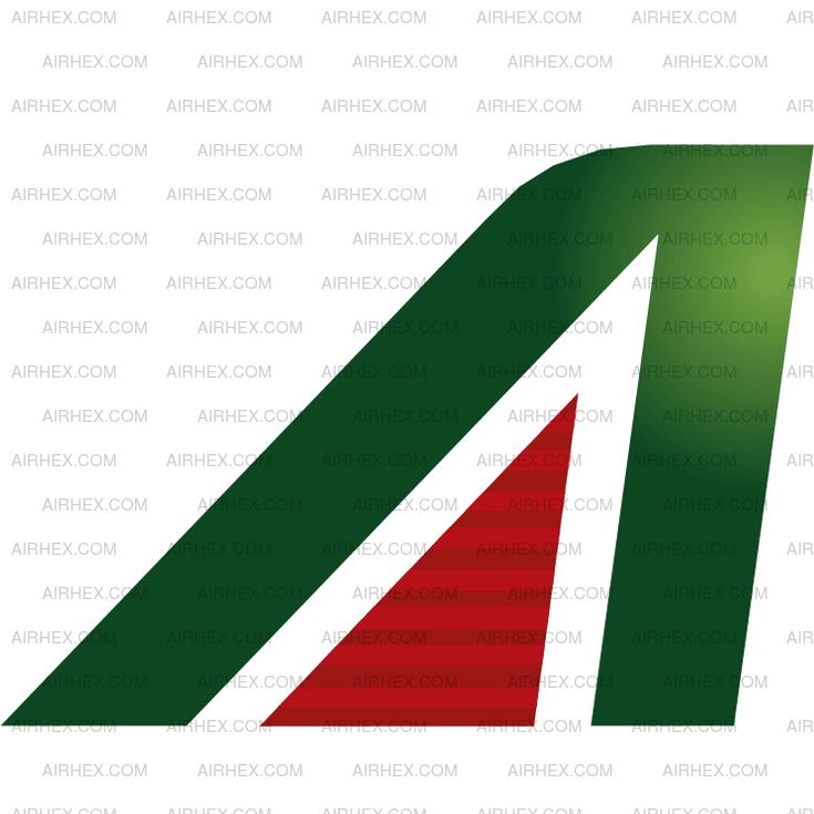 Alitalia CityLiner logo - Alitalia Logo Vector PNG