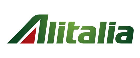 Logos - Alitalia Logo Vector PNG