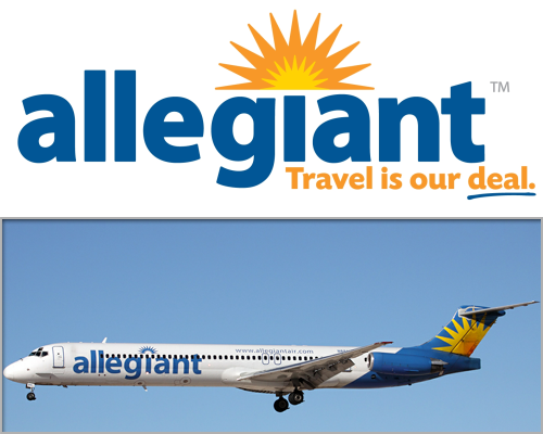 Allegiant Air Flights - Allegiant Air PNG