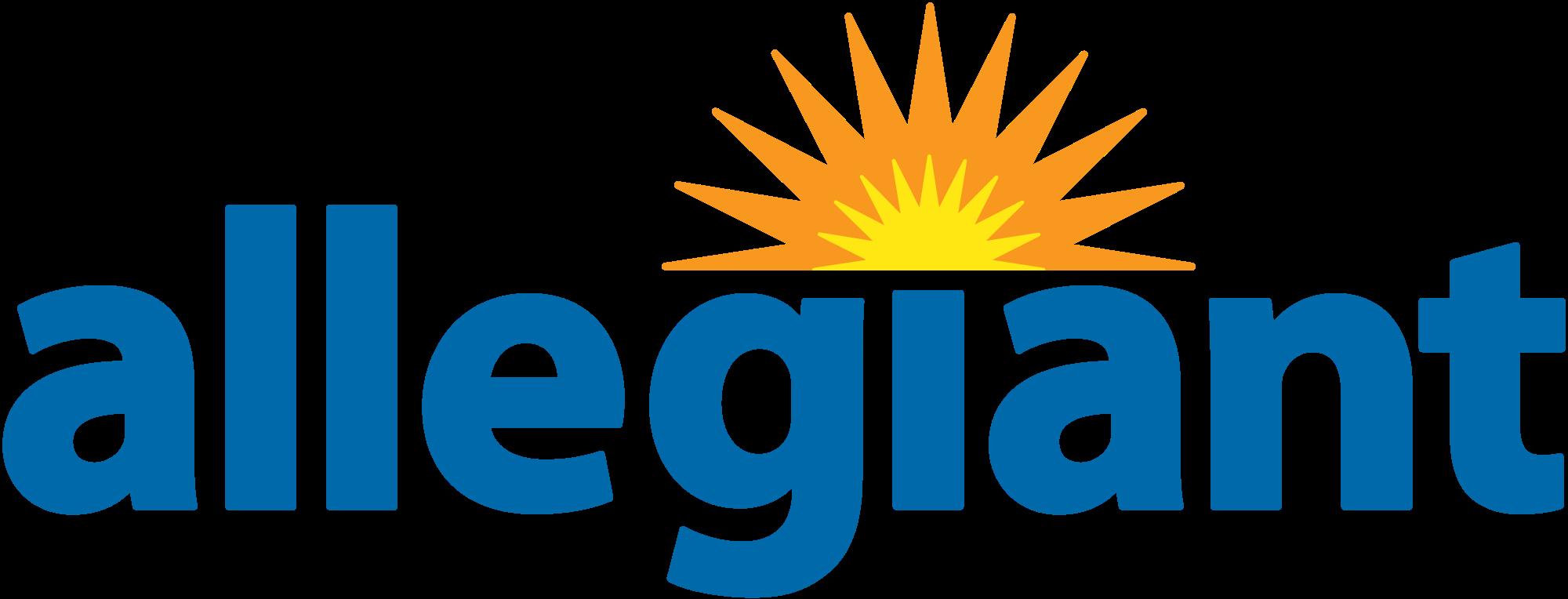 Allegiant Air Logo - Allegiant Air PNG