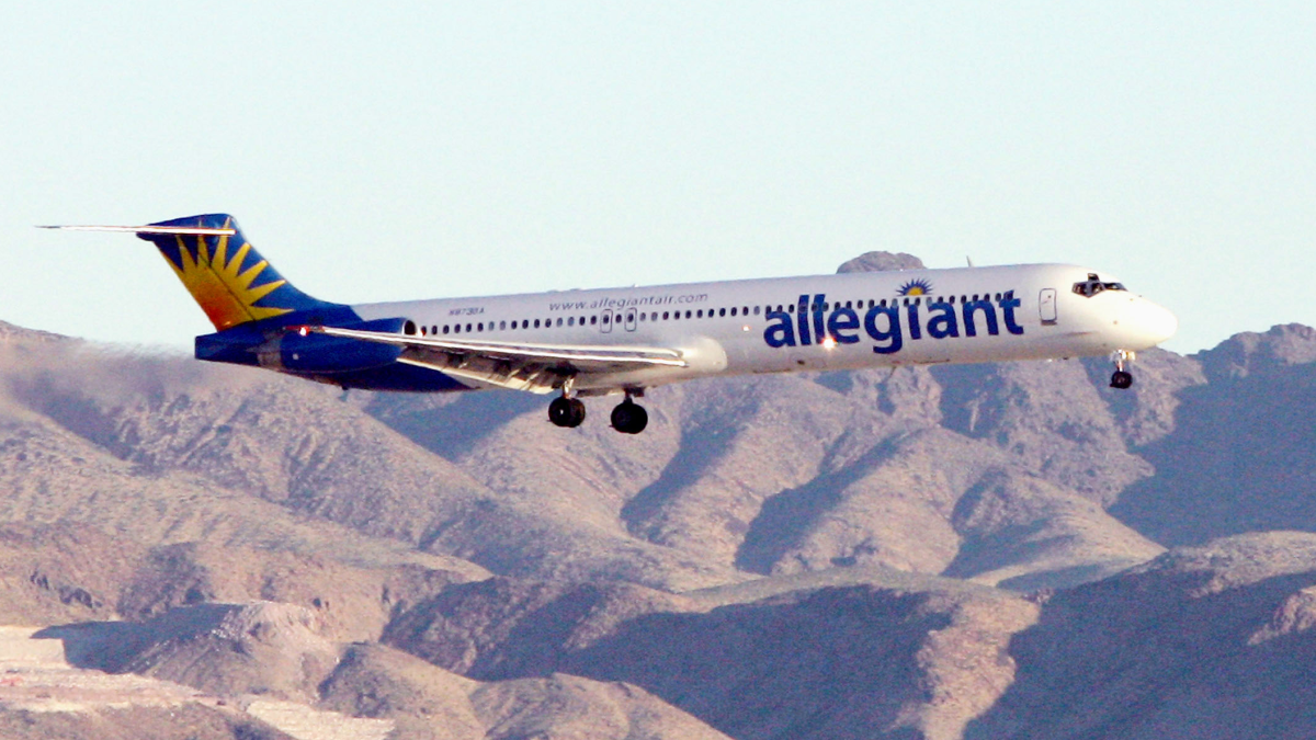 Allegiant Air offers free services for military members, veterans and their  families | FOX31 Denver - Allegiant Air PNG