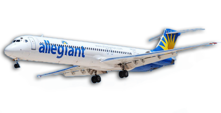 Purchase Your Tickets Today! - Allegiant Air PNG
