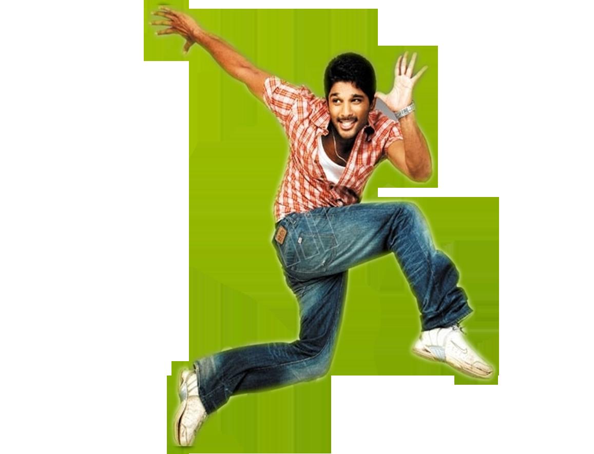Allu Arjun Transparent Background - Allu Arjun PNG
