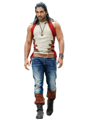 Allu Arjun PNG - 27080