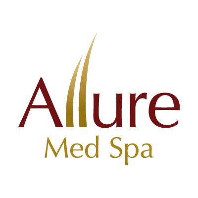 Allure Med Spa vector logo . - Allure Med Spa Logo Vector PNG - Allure Med Spa Vector PNG