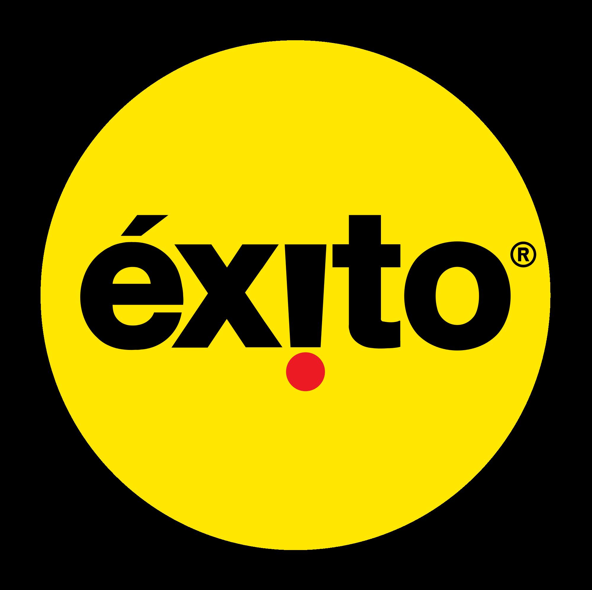 Almacenes Exito Logo PNG