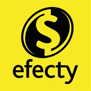 Efecty Colombia Logo. Format: AI - Almacenes Exito Logo Vector PNG