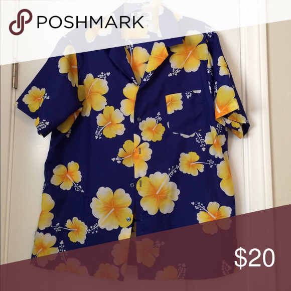 Vintage aloha style shirt - Aloha Style PNG