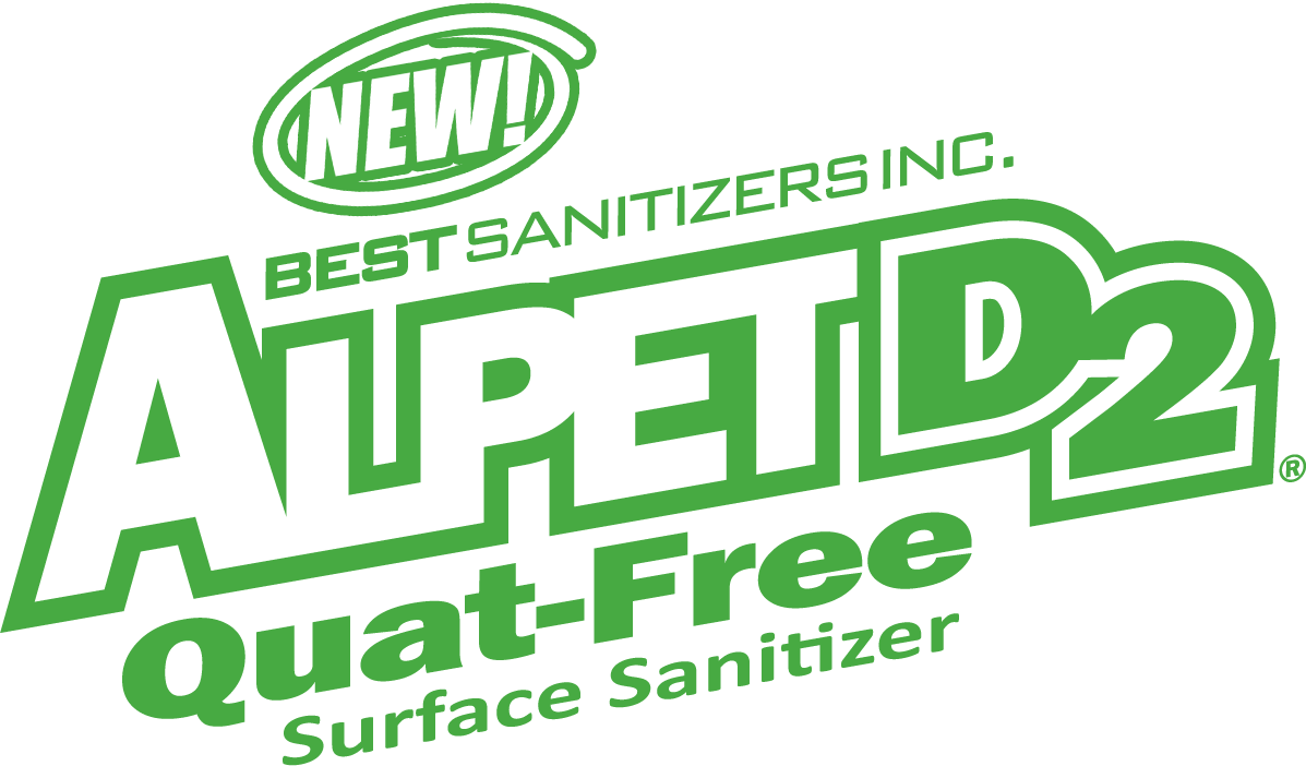 Alpet D2 Quat-Free Surface Sanitizer from Best Sanitizers is an effective  sanitizer and cleaner - Alpet PNG