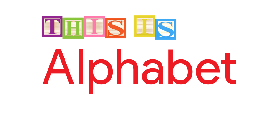 Alphabet: Everything You Need To Know - Alphabet Inc Logo PNG