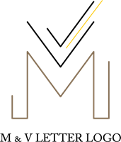 M V Alphabet Logo Vector - Alphabet Inc Vector PNG