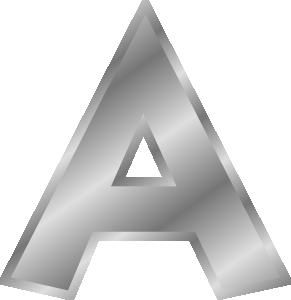 A Alphabet Png PNG Image - Alphabets PNG