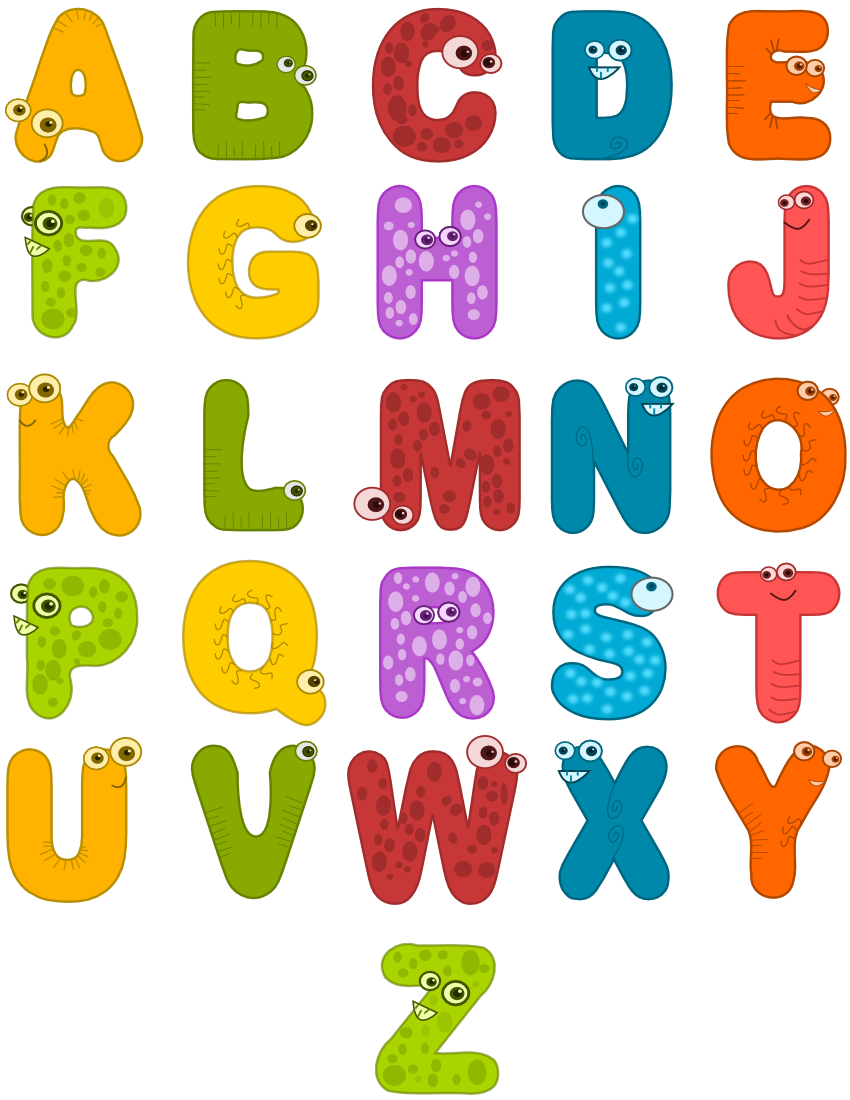 animal alphabets - /education/animal_alphabet/animal_alphabets.png.html - Alphabets PNG