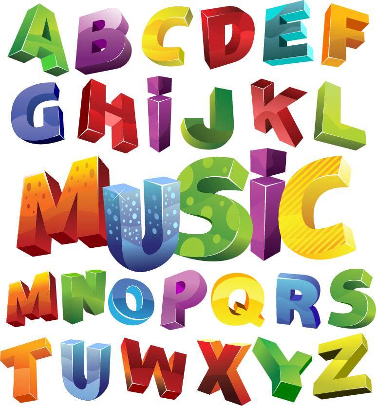 Alphabets PNG - 15164