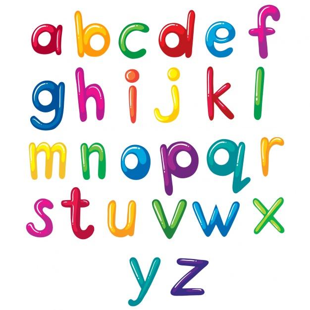 Alphabets PNG - 15157