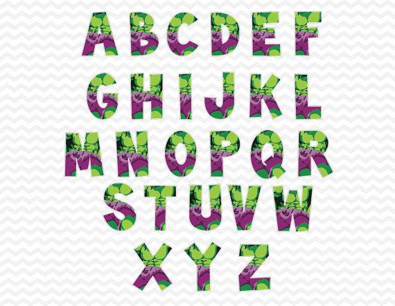 Alphabets PNG - 15170