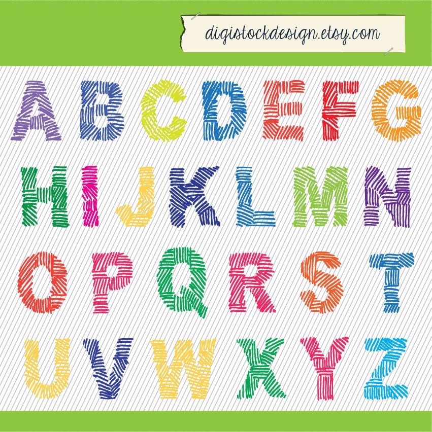 Alphabets PNG - 15168