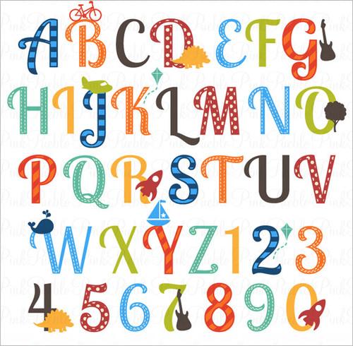 Alphabets PNG - 15155