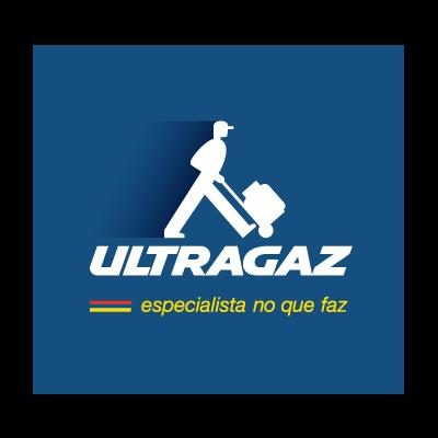 Ultragaz logo vector . - Alpinito Vector PNG