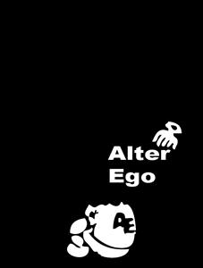 Alter Ego Logo Vector - Alter Ego Vector PNG