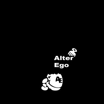 Alter Ego vector logo - Alter Ego Vector PNG