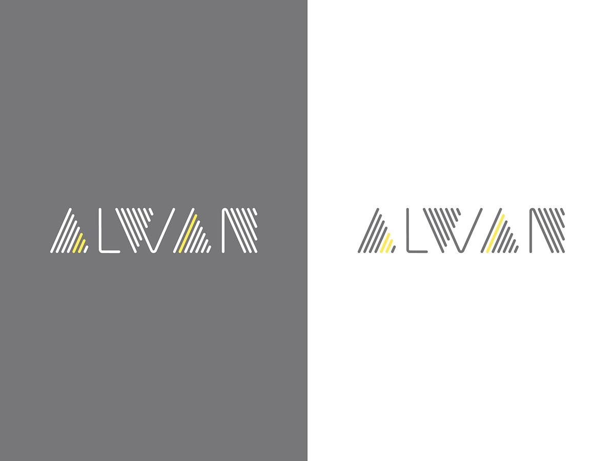 Alwan Gallery On Behance - Alwan Logo PNG