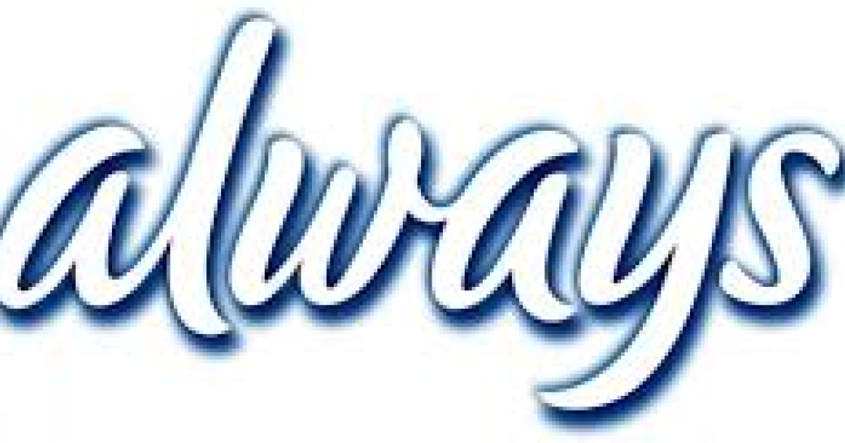 Always Logo PNG-PlusPNG.com-1200 - Always Logo PNG
