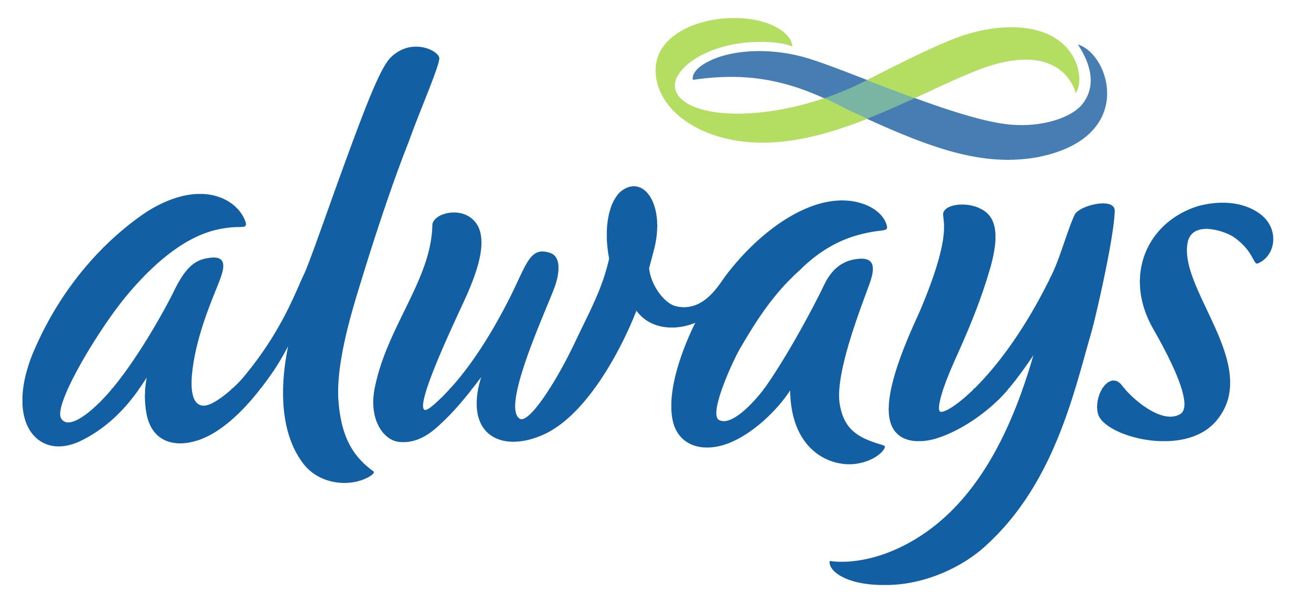 Always logo, logotype, emblem - Always Logo PNG